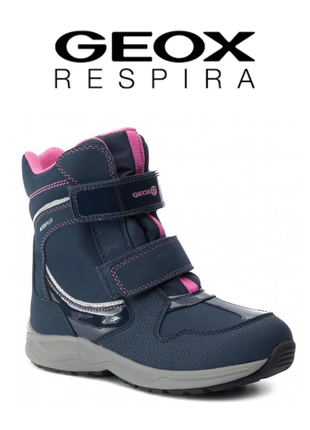 Geox ботинки сапоги зимние оригинал италия р.30,31,32