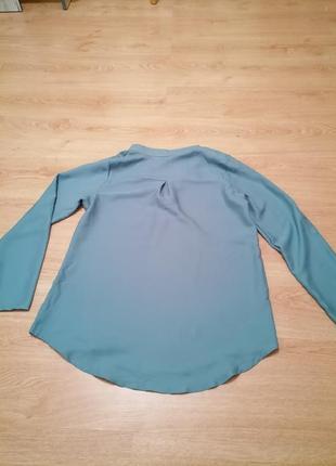 Блузка з довгим рукавом