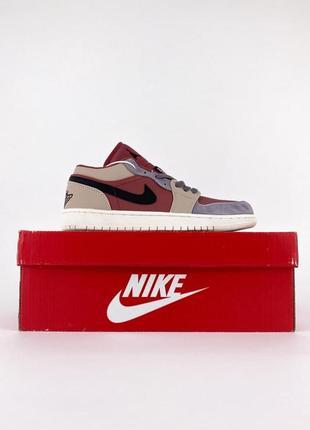Nike air jordan 1 кроссовки 😎