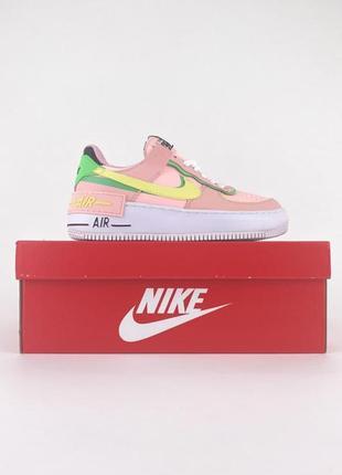 Nike air force 1 shadow кроссовки 😎