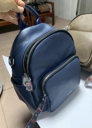 Кожаный рюкзак nobel оригинал