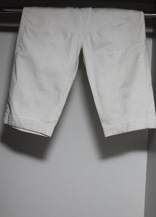 Капри, шорты  для беременных 44-46 хлопок