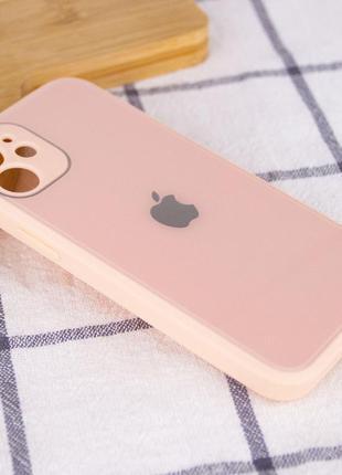 Глянцевый чехол для айфон  iphone 12 mini