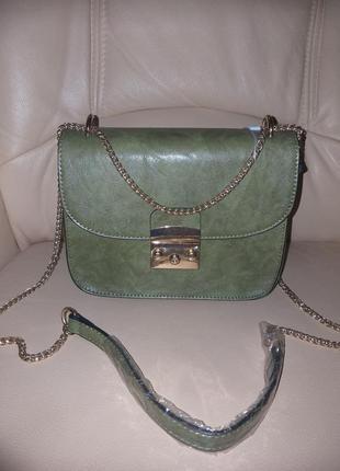 Стильна сумочка/италия