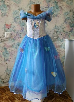 Шикарное пышное платье , золушка,попелюшка,крёстная фея