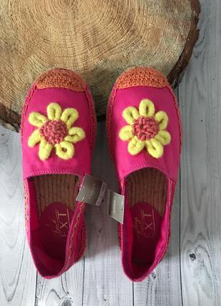 Эспадрильи, туфли, балетки