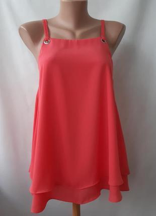 Блуза топ f&f, размер 12