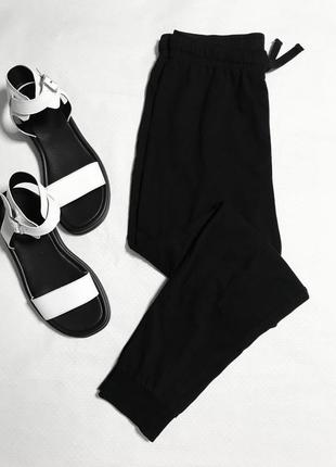 H&m / летние джоггеры, спортивные брюки свободного кроя из 100% хлопка 🔥❤️
