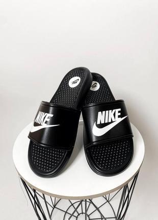 Шлепки шлепанцы мужские бренд черные