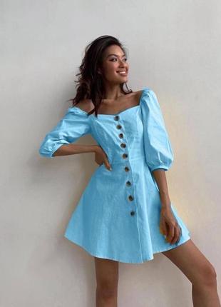 Платье летнее легкое сарафан