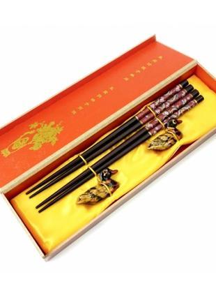 Подарочный набор палочек для еды для суши