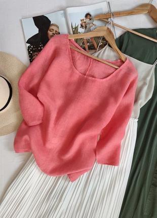 Сорочка льон