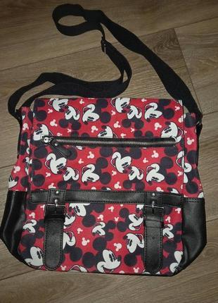 Новая модная наплечная сумка мессенджер
