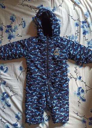 Комбінезон дитячий демисезонний зимовий lupily для хлопчика комбез комбинезон детский для мальчика