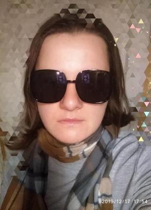 1 ультрамодные солнцезащитные очки5 фото