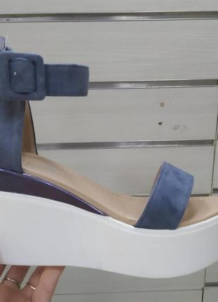 Хит продаж женские босоножки на платформе
