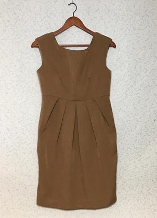 Стильное базовое платье футляр
