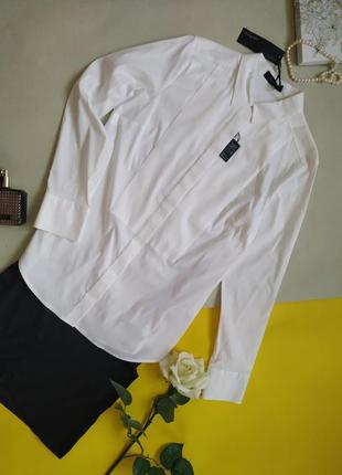 Белая рубашка, блуза