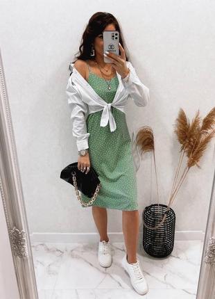 Костюм  2ка (платье и рубашка)