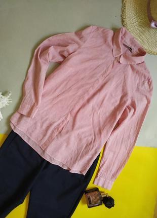 Нежная батистовая рубашка, блуза