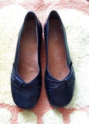 37 германия кожаные туфли