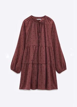 Платье женское zara
