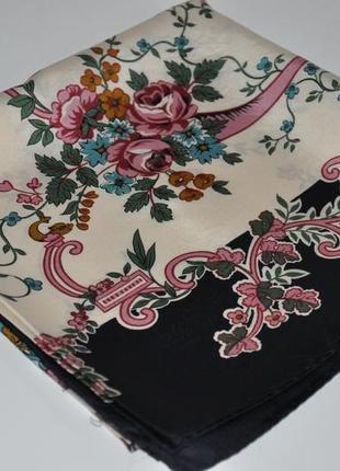 Шовкова хустка платок