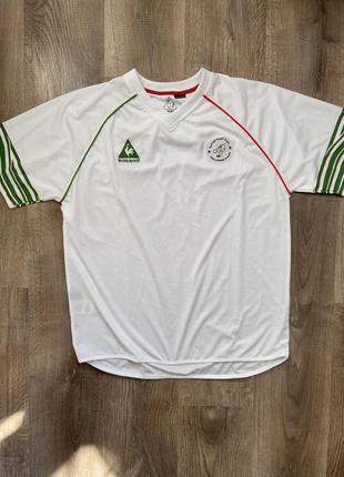 Футбольная футболка сборная алжир le coq sportif