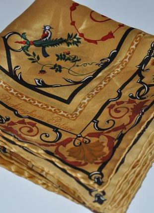 Шовкова хустка платок buckingham palase