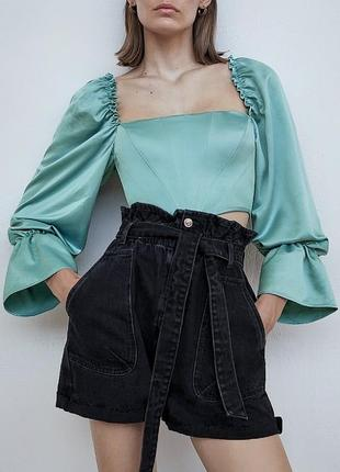 Женские шорты zara