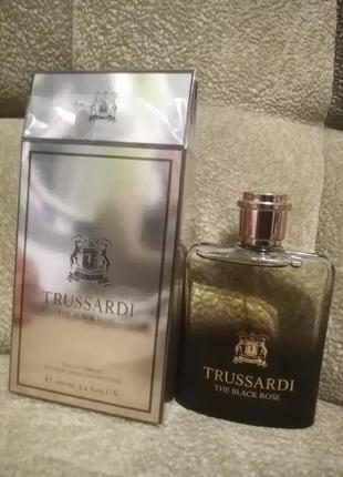 Trussardi the black rose, оригинал, распив 5 мл, 10 мл