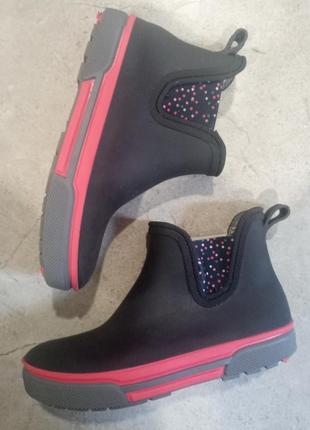 Гумові чоботи, резиновие сапоги5 фото