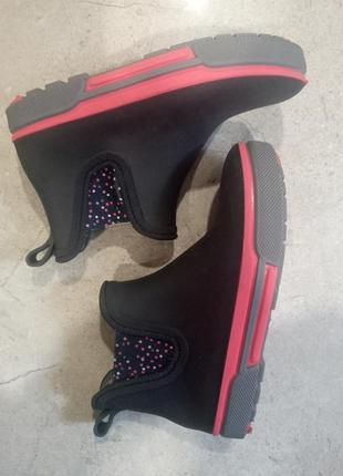 Гумові чоботи, резиновие сапоги1 фото