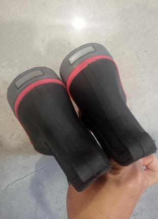 Гумові чоботи, резиновие сапоги3 фото
