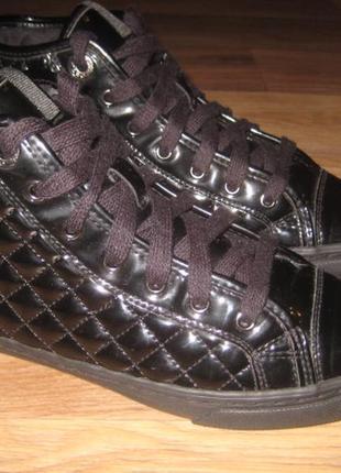 Демисезонные ботинки geox оригинал - 37 размер