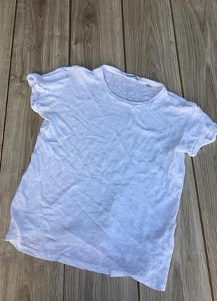 Стильная актуальная футболка maison scotch тренд