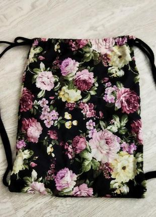 Сумка мешок рюкзачок