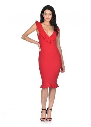 Жіноча сукня міді