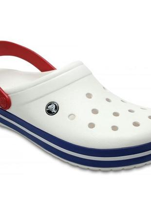 Crocs crocband, кроксы сабо