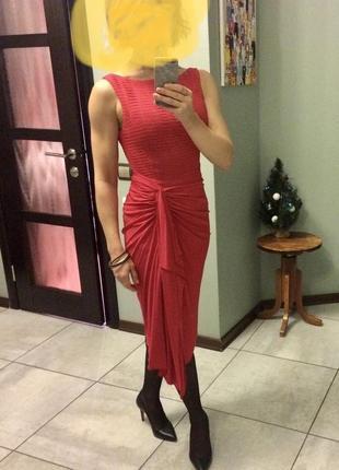 Червона сукня від karen milllen