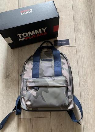 Рюкзак tommy hilfiger оригинал