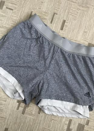 Спортивные шорты для бега спорта адидас adidas