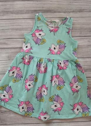 Плаття платье h&m