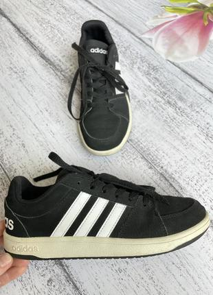 Крутые кроссовки кеды adidas размер 36(23см стелька)