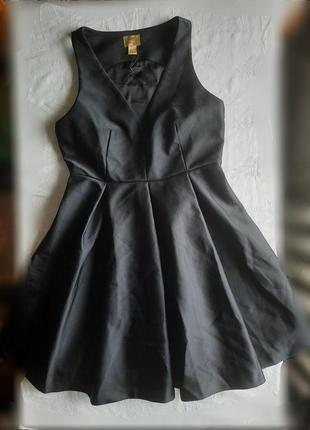 Вечернее платье кльош юбка солнце