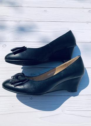 Туфли чёрные3 фото