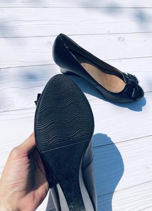 Туфли чёрные4 фото