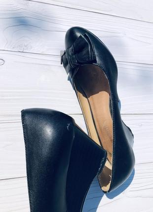 Туфли чёрные6 фото