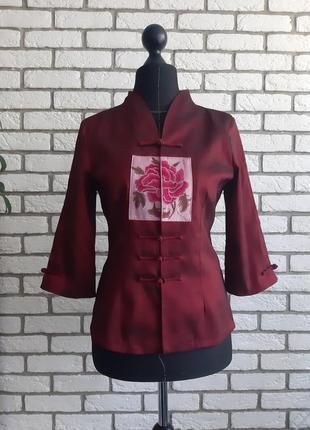 Традиционный китайский пиджак/ карнавальный костюм/ азиатский стиль