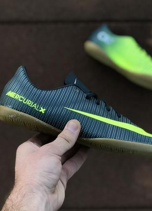 Nike mercurialx vapor 11 cr7 ic футзалки